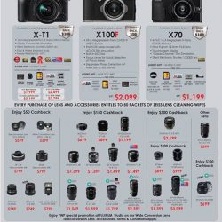 [FUJIFILM] As we celebrate the achievements of workers on labour day, Check out what we have in store for you in