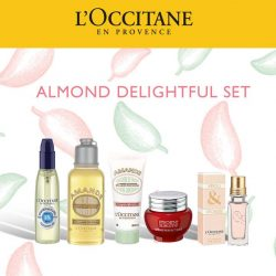 [L'Occitane] It's the last day for our Mother's Day special - simply spend $200 online and stand a chance to