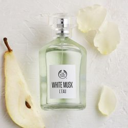 [The Body Shop Singapore] If you're a fragrance lover, give yourself a brand new experience with White Musk® L'Eau fragrance.