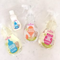 [DearBaby] Many thanks to Rachel for the review of Dapple Baby products!