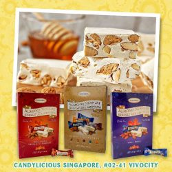 [Candylicious] This is for the health-conscious mum or anyone who just love candy.