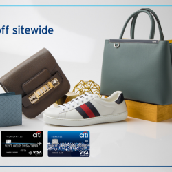 [Citibank ATM] Check out the latest designer arrivals at Reebonz today.
