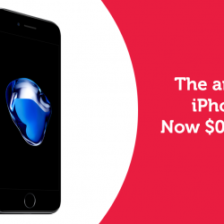 [Singtel] Treat yourself to the amazing iPhone 7 with more than $300 savings!