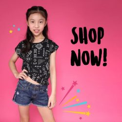 [Fox Fashion Singapore] SALE now on for all the little girls out there!