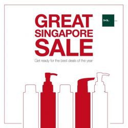 [DrGL] The Great Singapore Sale is back!