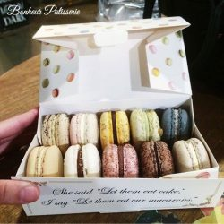 [Bonheur Patisserie] Promotion for every Monday to Wednesday.