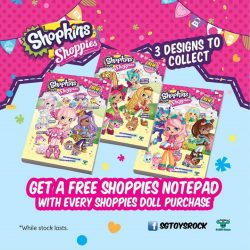 [Babies'R'Us] Any Shopkins Shoppies fans out there?