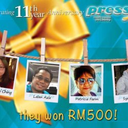 [Pressto Dry Cleaning] If you haven't participate, you need to do it now!