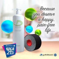 [Phiten Shop] ALL PhitenProducts are on sale starting Today.