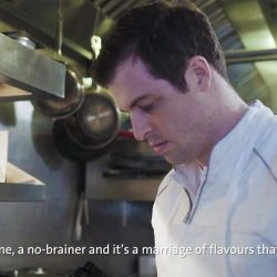 [OCBC ATM] We went behind-the-scenes at Michelin-Star The Kitchen at Bacchanalia, where Head Chef Luke Armstrong showcased the creation
