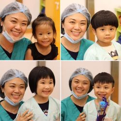 [Luminous Dental Clinic] Our recent KidsDentist Program held on 13th May celebrated the fun these children had at our Tampines Plaza branch!