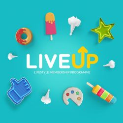 [Lazada Singapore] Introducing LiveUp, a Lifestyle Membership Programme which combines benefits across your favourite digital lifestyle services.