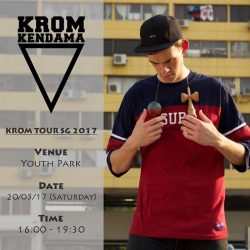 [Spinworkx] KROM TOUR SG 2017!