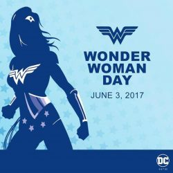 [Absolute Comics] WONDER WOMAN Movie release date 31 May 2017To celebrate the release of the Wonder Woman film and her 75th