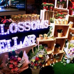 [Blossoms Cellar] Come on down to Suntec City and redeem your free Eco bags during Mother's Day!