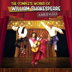 [SISTIC Singapore] An irreverent, fast-paced romp through the Bard's plays, The Complete Works of William Shakespeare (abridged) was London's