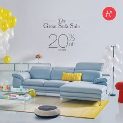 [HomesToLife] Margareta is perfect for those who enjoy throwing parties and casual get-together.