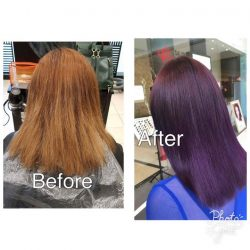 [Salon Orient] Elumen color from GOLDWELL Elumen is ammonia-free,non-oxidative and gentle  for the hair .