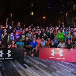 [Under Armour Singapore] Work on your fitness with us every Tuesday.