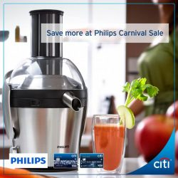 [Citibank ATM] Get ready to save more at this year's Philips Carnival Sale.