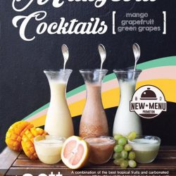 [CHICKEN UP] There's a NEW COOL DRINK in town and it's way too REFRESHING.