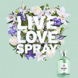 [The Body Shop Singapore] Following in the trailblazing spirit of our White Musk® Fragrance, discover the next generation of cruelty-free musk with NEW