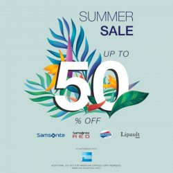[Samsonite] Don't miss our Summer Sale!