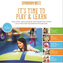 [GYMBOREE PLAY & MUSIC] It's Gymboree's Open House from 26 - 31 May 2017 @ 03-21, Tanglin Mall.
