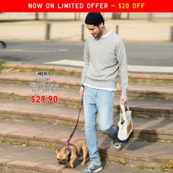 [Uniqlo Singapore] On-trend linen shirts, T-shirts and jeans— get these pieces now on Limited Offer till 7 May.