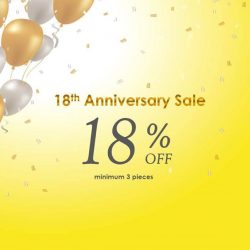[ColdWear] Happy 18th Anniversary to us!
