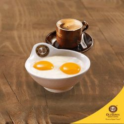 [OLDTOWN White Coffee Singapore] A protein-rich bowl of eggs, some crunchy kaya toast or perhaps something a bit sweeter?