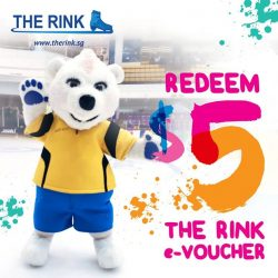 [THE RINK] Rewards can't get any juicier with The Rink's Spend and Redeem promotion!