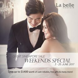 [LA BELLE] REFER TO LINK AT THE BIOThis June, The La Belle Couture GSS Weekends Specials is back and bigger than