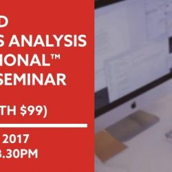 [New Horizon Centre] Bridge project management skills with business analysis at this FREE Seminar coming up on 15 & 17 May.