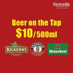 [Serenity Spanish Bar & Restaurant] All Day Promotions @ SERENITY 01-98/99 VivoCity.