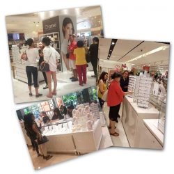 [Chomel] Start of The Great Singapore Sale at Chomel Counters in various departmental stores.