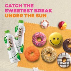 [Dunkin' Donuts Singapore] Here's a sweet deal to beat the heat!