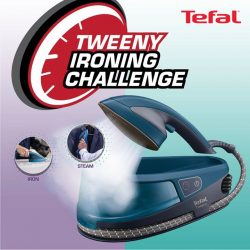[Tefal] Join us for a Tweeny Ironing challenge @ Tampines Courts megastore tomorrow, 20 May, at 3pm - 4pm!
