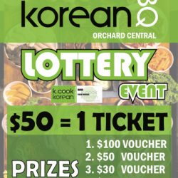 [K. Cook Korean BBQ Buffet] May Promotion!