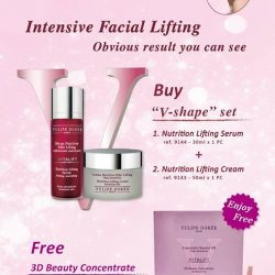 [Pink Beauty] Look no further for Mom's gift with these anti aging essentials she will definitely need.