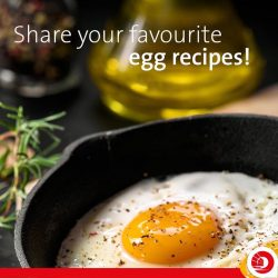 [OCBC ATM] Do you have interesting yet simple ways of cooking eggs?