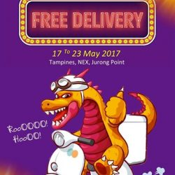 [Monster Curry] FREE DELIVERY for Deliveroo orders!