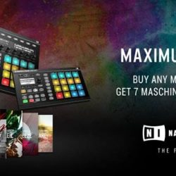 [Swee Lee Music] From now until 5th of June, buy any Maschine Hardware (including the Groove, Studio Groove, Jam and Mikro), register your