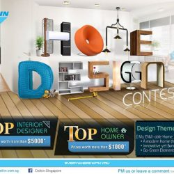 [Daikin Proshop PassionAir] CALLING OUT TO ALL INTERIOR DESIGNERS!