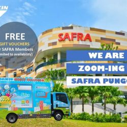 [Daikin Proshop PassionAir] Our very own DAIKIN MOBILE SHOWROOM is coming to keep you cool in Punggol!