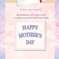 [Shaburi & Kintan Buffet] Happy MOTHER's DAY💓 Dine with mother's at Shaburi & Kintan Buffet and mothers can receive $🔟voucher to use during