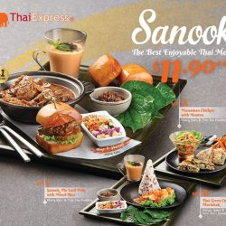 [ThaiExpress Singapore] Hello peeps!