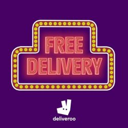 [BurgerUp] FREE DELIVERY!