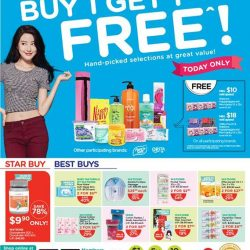 [Watsons Singapore] TODAY ONLY!