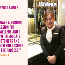 [Luvenus] Joanna is a down to earth mum who enjoys spending time with her son and family.
